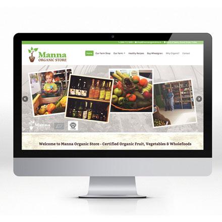 Manna Organic Store