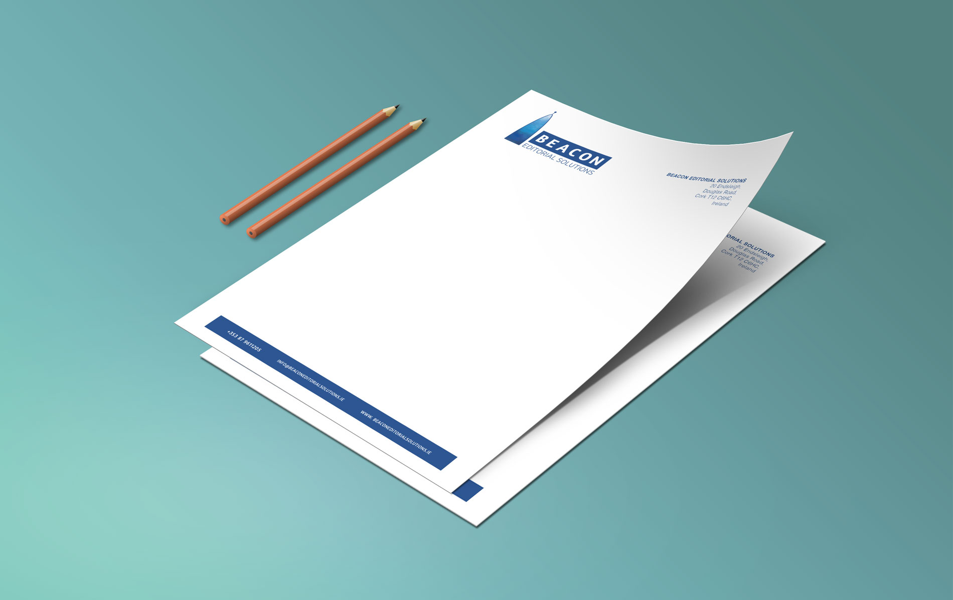 beacon editorial -letterhead