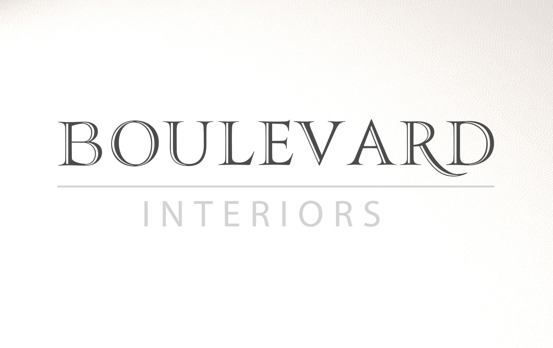 Boulevard Interiors - Logo
