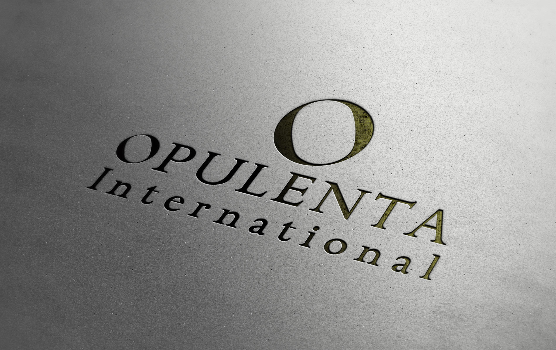 opulenta - Logo Design
